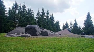 Grupa warowna Hanička – Góry Orlickie