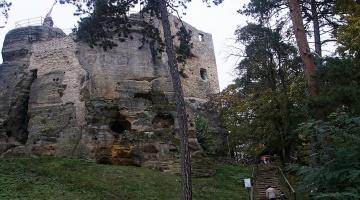 Zamek Valečov – Czeski Raj