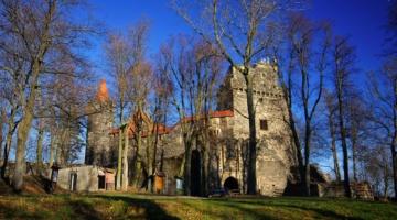 Zamek Grodziec