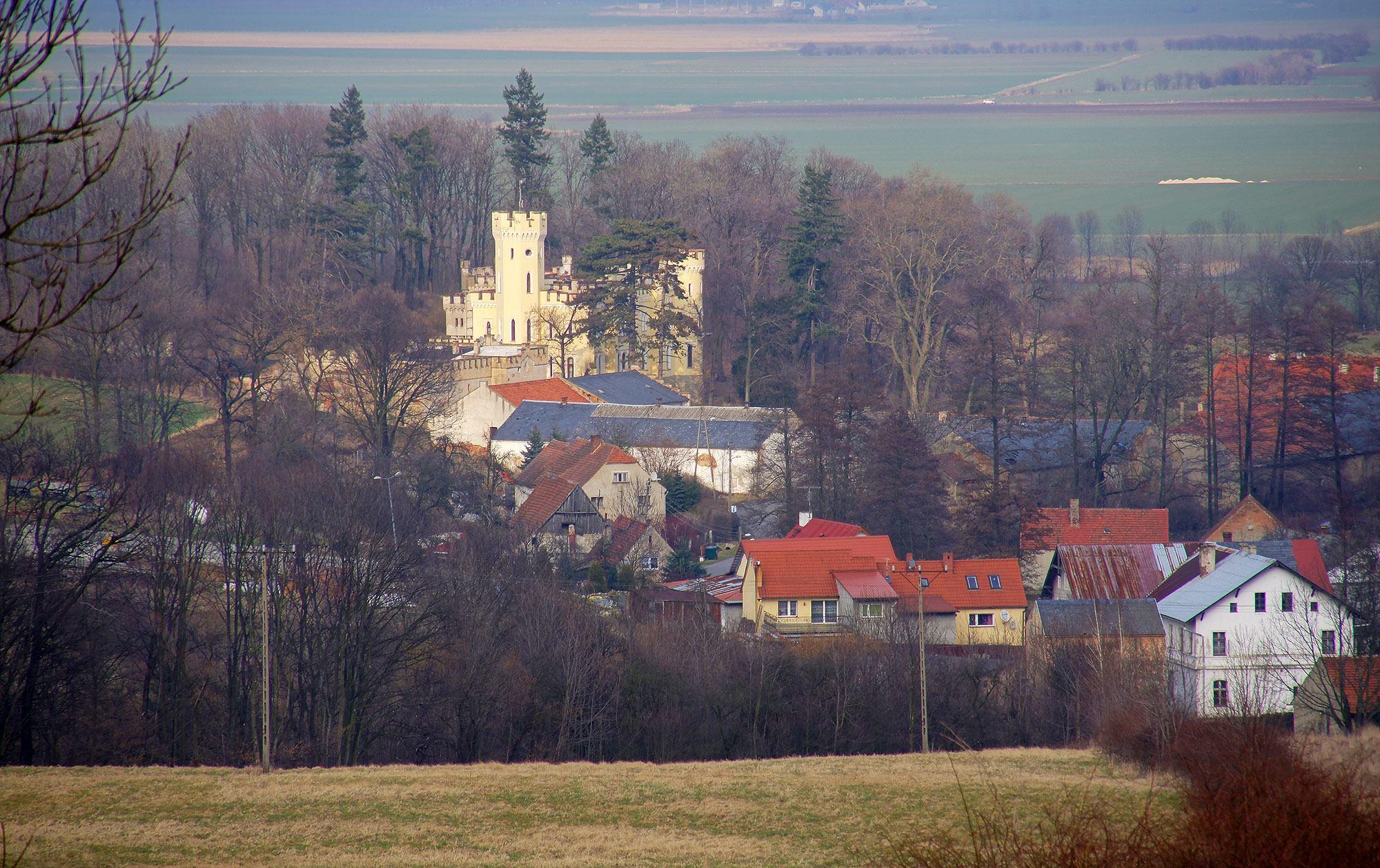 Pałac w Myśliborzu