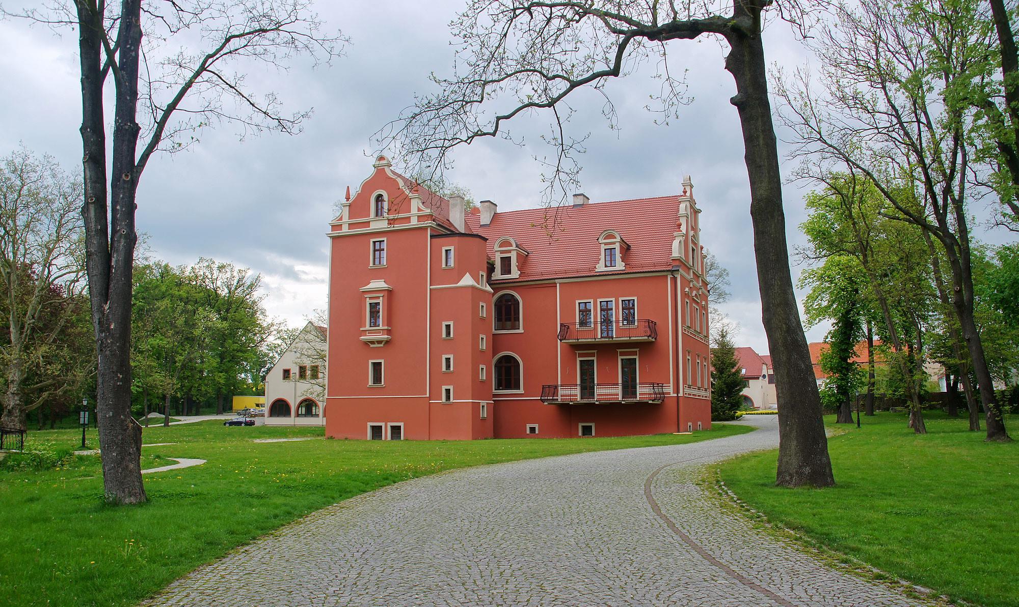Pałac Krotoszyce