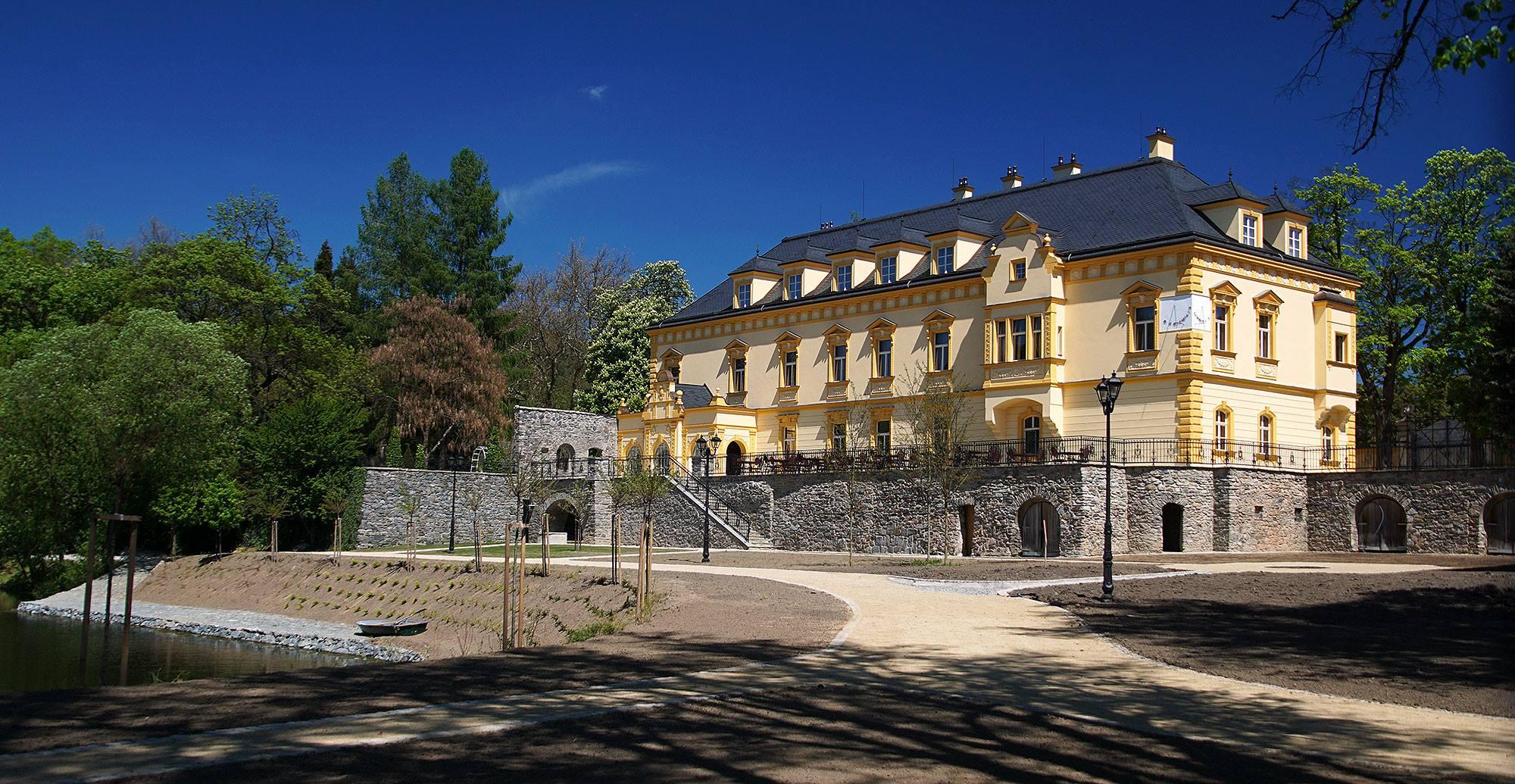 Pałac Sobotín – Czechy