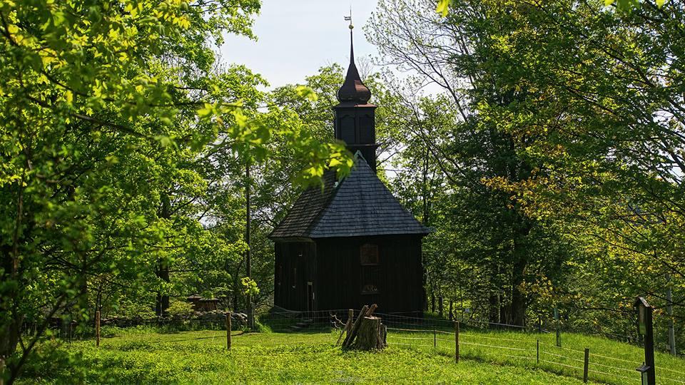 Kaplica św Józefa w Podlesí