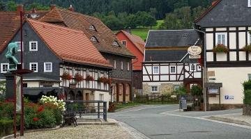 Waltersdorf – Góry Żytawskie