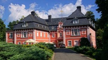 Pałac Spiż w Miłkowie