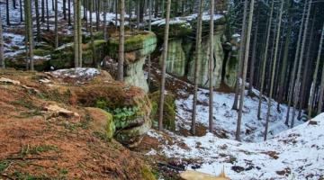 Rezerwat Głazy Krasnoludków