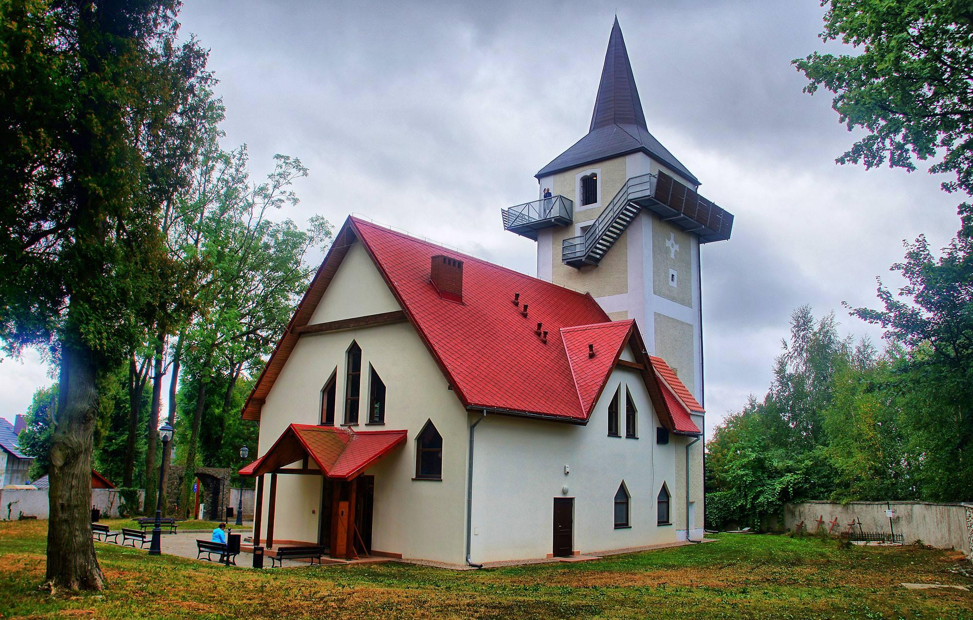 Wieża Widokowa w Radomierzu
